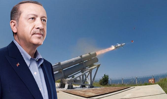 Cumhurbaşkanı Erdoğan Atmaca'yı paylaştı