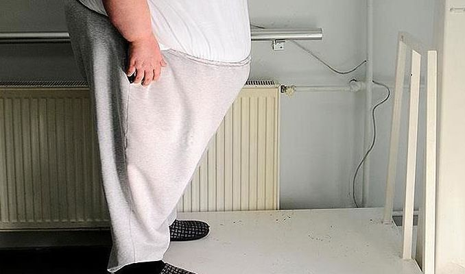 Türkiye'de 3 kişiden 1'i obez