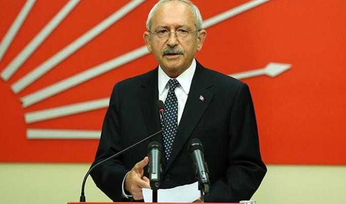 Kılıçdaroğlu: Erken seçim istiyoruz