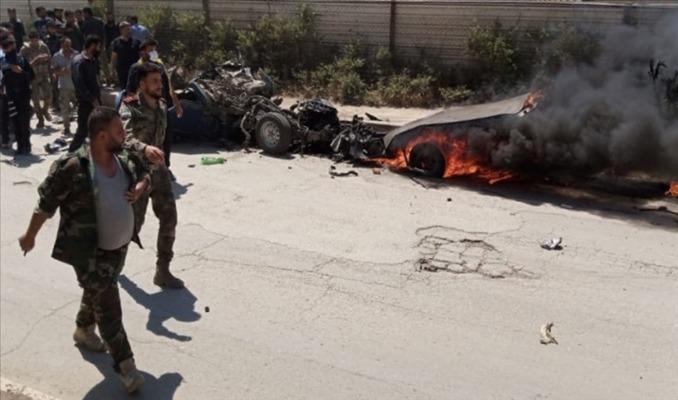 Afrin'de terör saldırısı: 3 sivil hayatını kaybetti