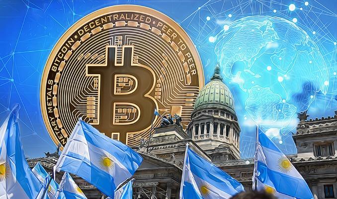 Arjantin'de kripto devrimi