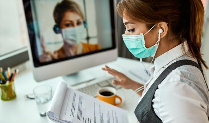 Hibrit çalışma modeli en çok kadınları etkileyecek