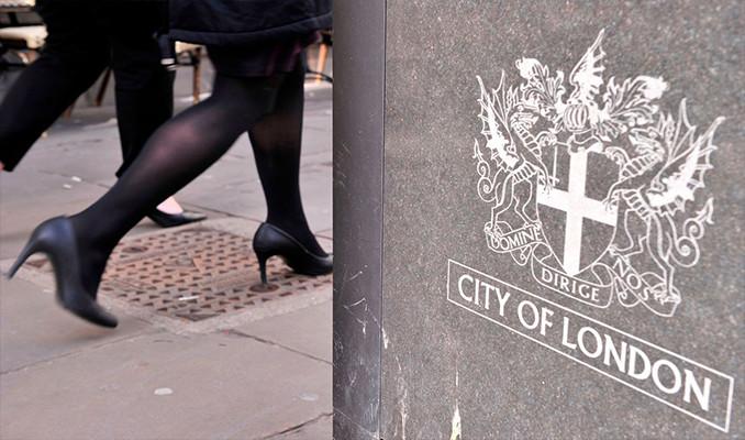 Londra finansında kadınların zaferi