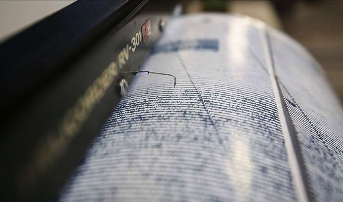 İzmir açıklarında peş peşe depremler