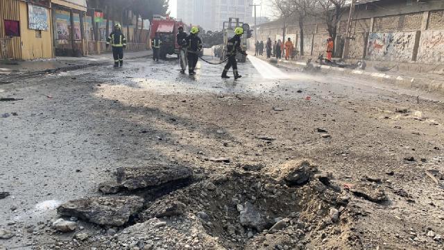 Afganistan'da 2021'in ilk yarısında bin 659 sivil öldü