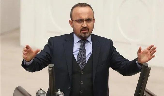 AK Partili Turan: Pandemiye rağmen büyümeye devam edeceğiz