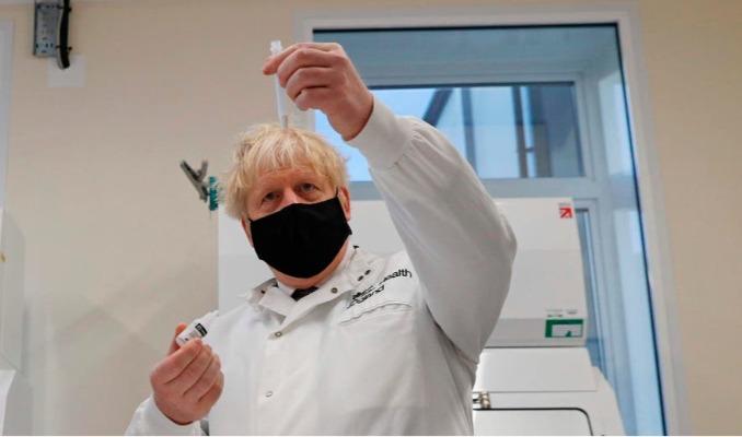 Boris Johnson: Vakaların azalmasına kanmayın