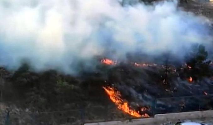 Ankara'da askeri kışlaya sabotaj girişimi
