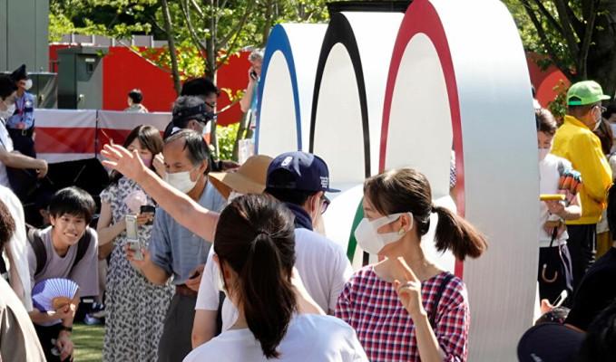 Japonya Başbakanı: Vakalar ile olimpiyatlar arasında bağ yok
