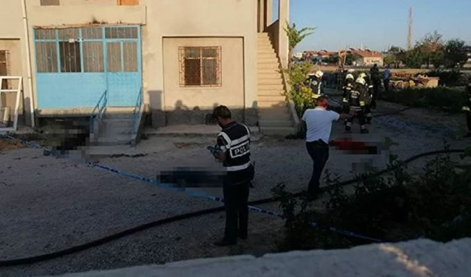 Konya'daki katliamda gözaltı sayısı 13'e yükseldi