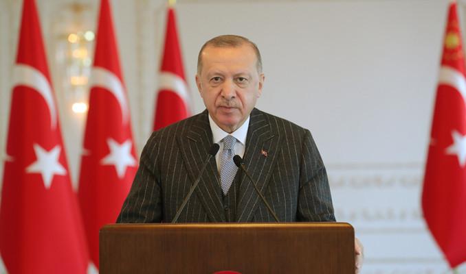 Erdoğan: Salgının seyrine göre ek ekonomik tedbirler alabiliriz