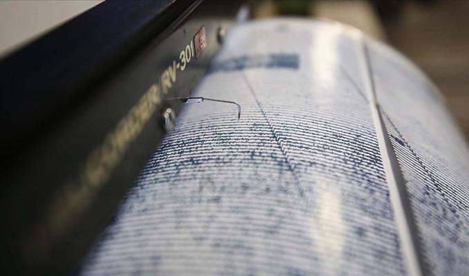 Datça açıklarında gece yarısı bir deprem daha