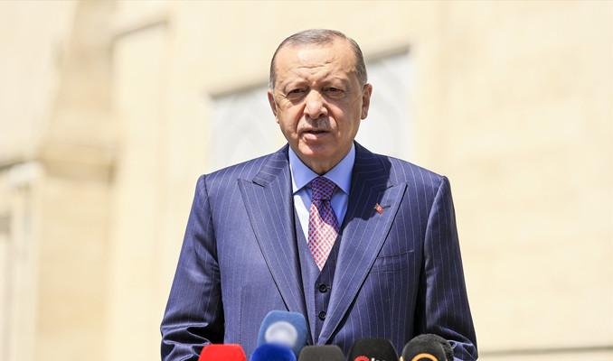Erdoğan: Ekonomideki pozitif yükseliş artarak sürecek