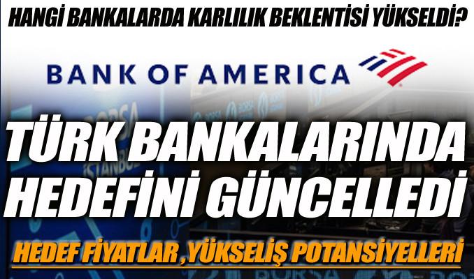 Hangi bankalarda kar beklentisi yükseldi?