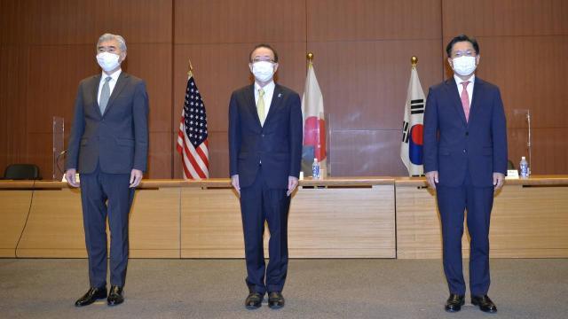 ABD ve Güney Kore'den diyalog ve yaptırım vurgusu