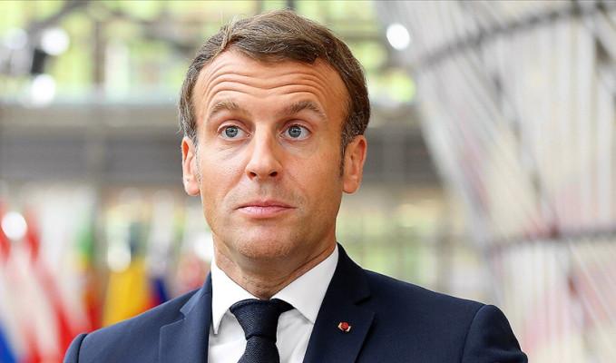 Macron'dan, yeni güvenlik önlemi paketi