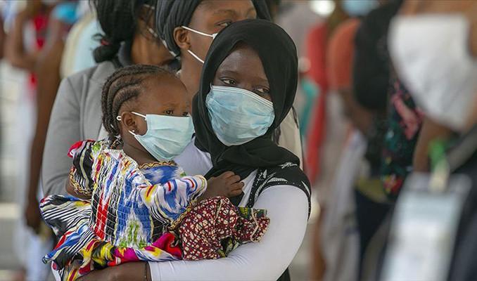 Afrika'da vaka sayısı 8 milyon 155 bini geçti