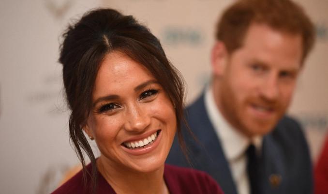 Prens Harry ve Meghan Markle 2021'in en etkili 100 kişi arasında