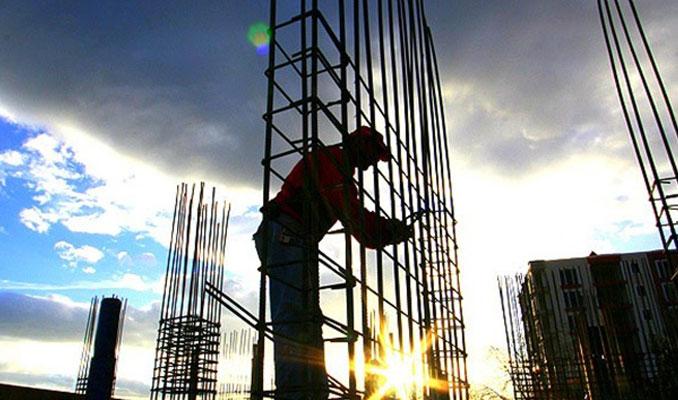 AB'de inşaat üretimi düştü