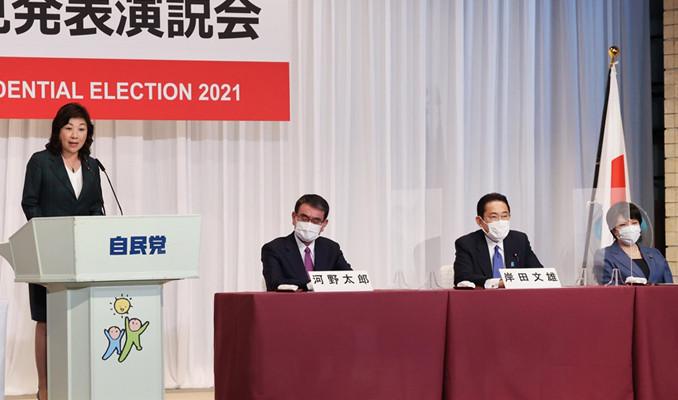 Japonya'da başkanlık yarışında kıyasıya mücadele!