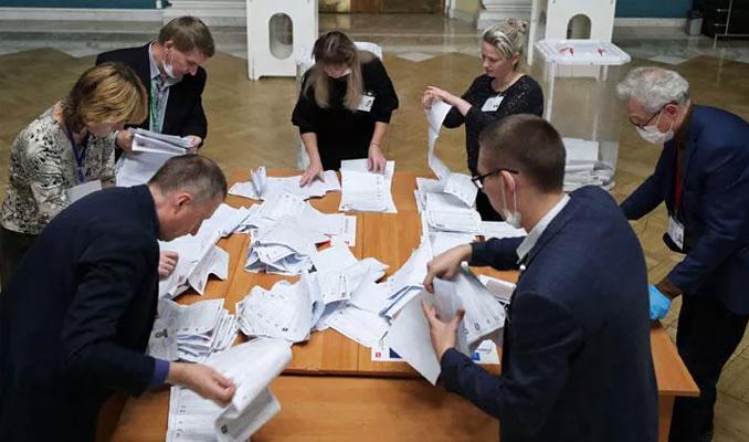 Rusya'da seçim günü: İlk sonuçlar geldi