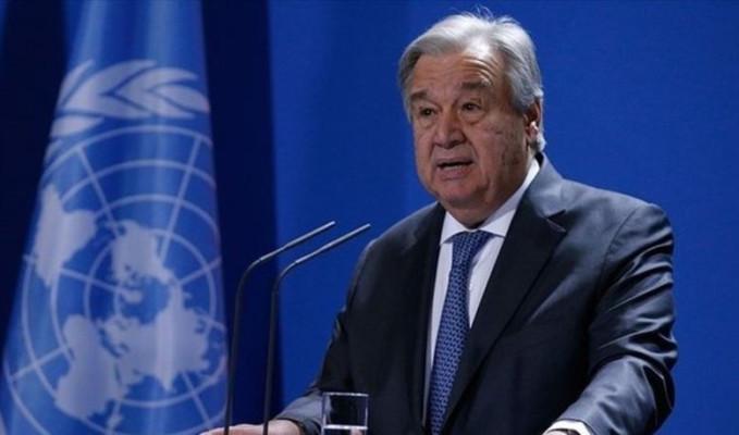 Guterres: Tehlike çanlarını çalmak için buradayım