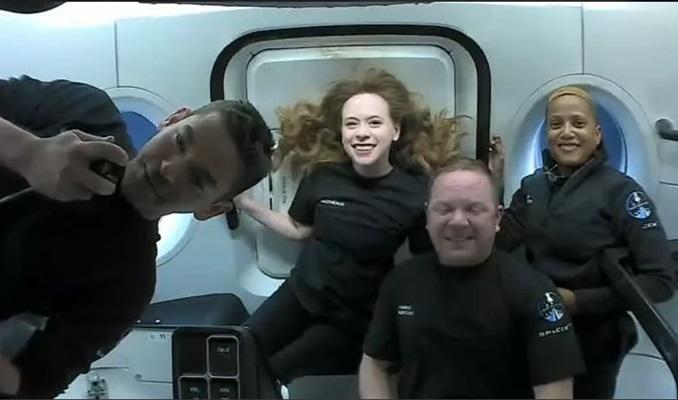 Elon Musk açıkladı: 'Uzayda tuvalet'