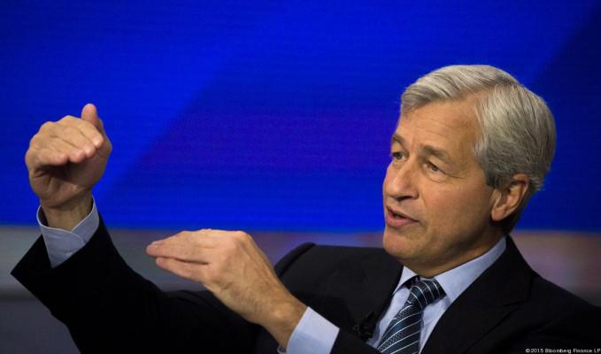 JP Morgan CEO'su: Enflasyon, Fed'i kıstırabilir