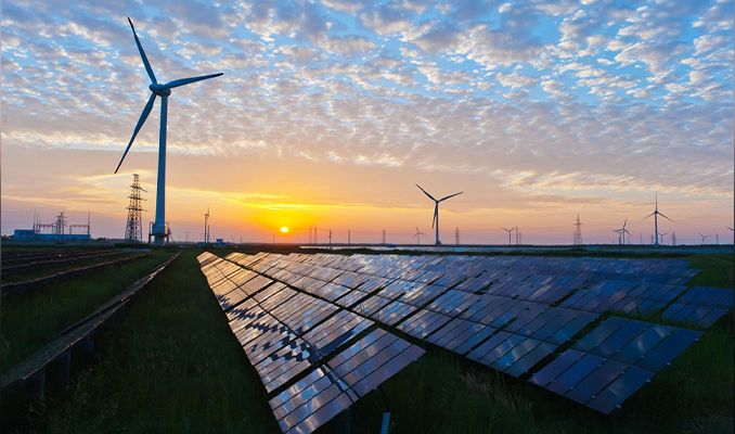 Yenilenebilir enerjiye 400 milyar dolar