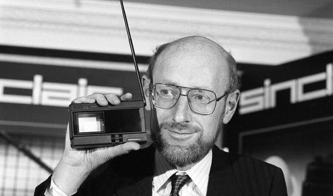 Kıymeti bilinmemiş bir dahi Clive Sinclair