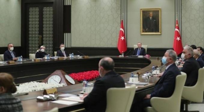 Kabine Toplantısı'nda yeni tedbirler getirilir mi?