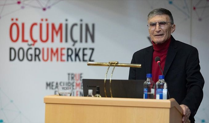 Aziz Sancar: Kanun zorlamasa bile aşı olmak gerek
