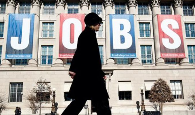 ABD'de işsizlik oranının düşüşü öngörülüyor