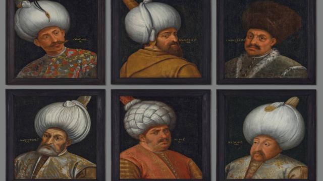 Osmanlı padişahı portreleri satışa sunulacak