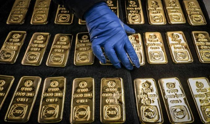Altının kilogramı 485 bin 500 liraya yükseldi