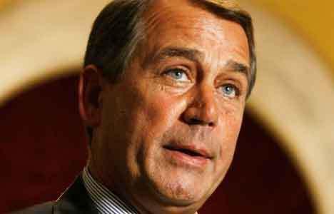 Boehner'ın beklentisi büyük