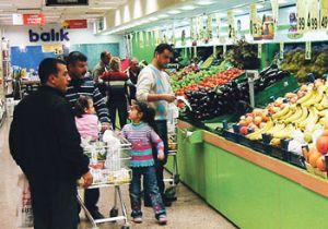 Yerel marketler devleri zorluyor