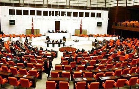 Başkanlık teklifi Meclis'te