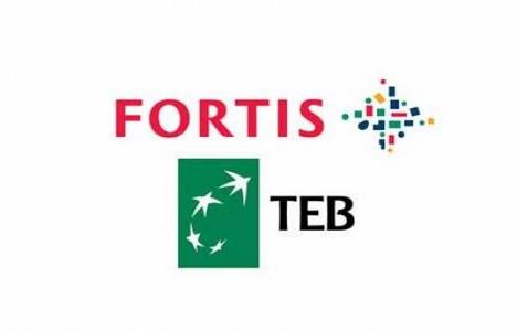 Fortis Faktoring'in kontrolü TEB'e geçiyor