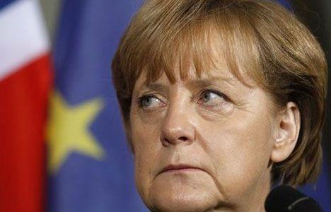 Merkel'den Avrupa'ya tavsiye