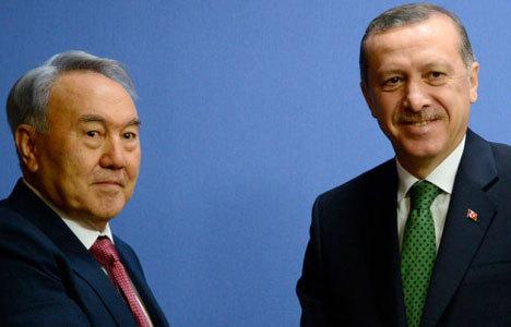 Türk şirketlerine Kazak şoku