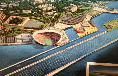 Tokyo ve Madrid'i kıskandıracak proje