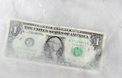 Dolar düşüşünü sürdürdü