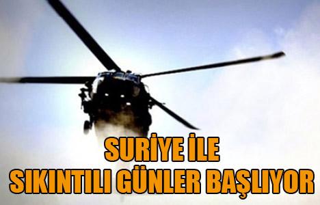 Türkiye için gerilim uyarısı