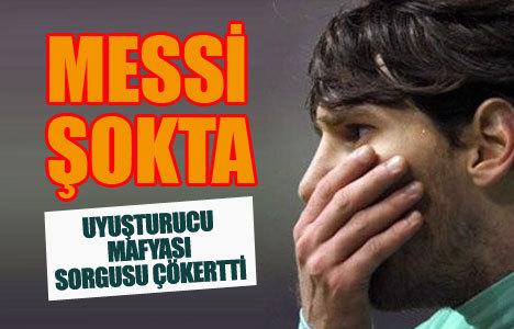 Messi'nin babasına soruşturma