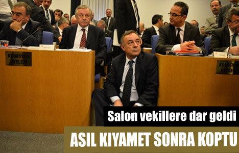 Komisyon fena karıştı