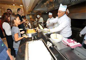 TFKB yöneticileri aşçı oldu!