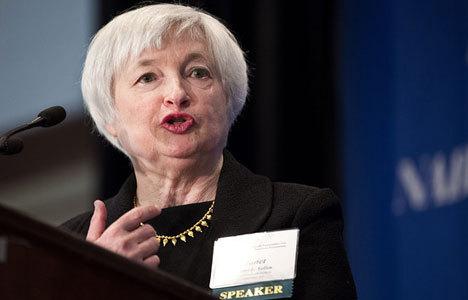 Yellen'den volatilite uyarısı