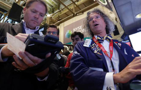 ABD piyasaları rekorla kapandı