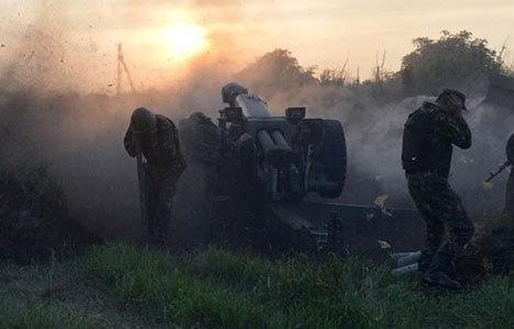 Flaş! Top mermisi düştü 10 sivil öldü